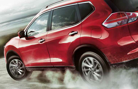 Nissan X-Trail promotion
