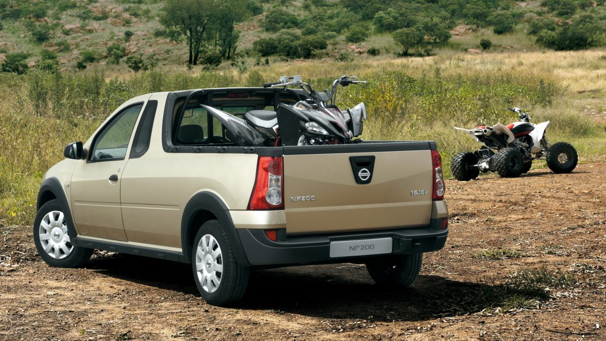 New Nissan NP200 – NP200 | NEC