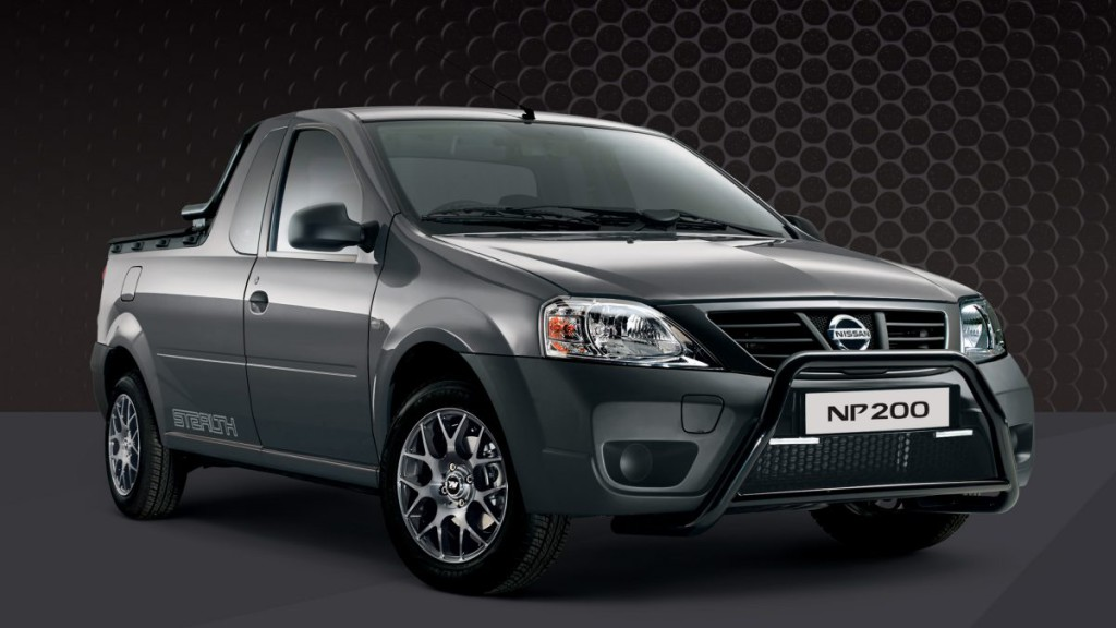 New Nissan NP200 – NP200   NEC