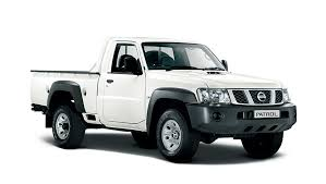 new car: Nissan Patrol Pick up