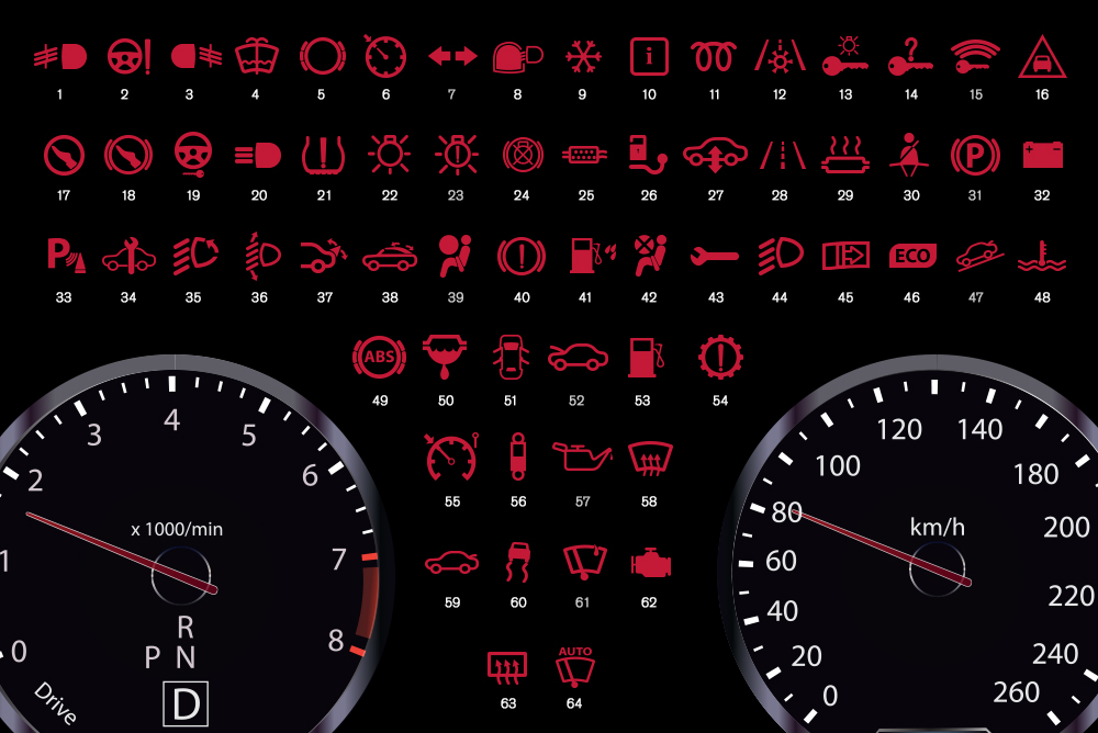 The Nissan Navara Dashboard Lights Guide - Nissan Eastern Cape