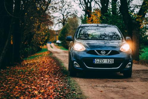 Nissan Micra Active Accessories
