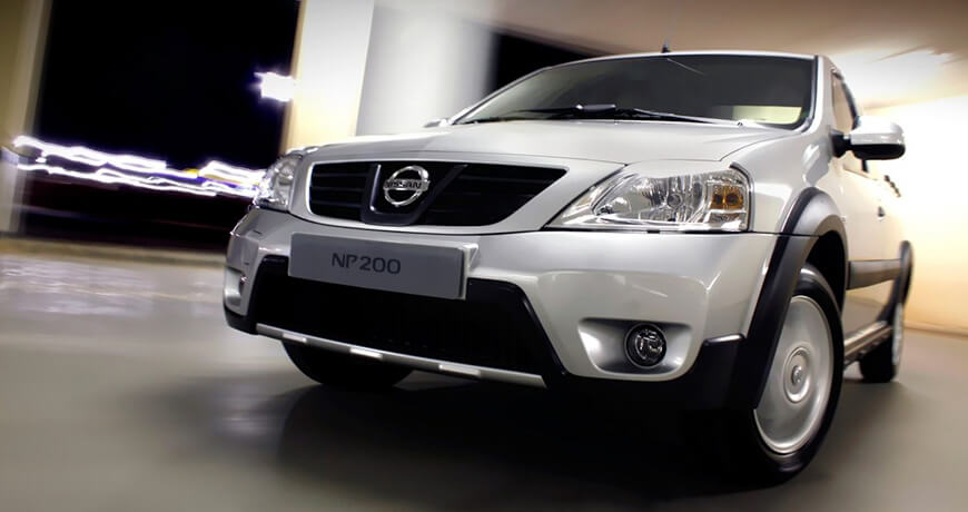Comparing Nissan NP200 Specifications