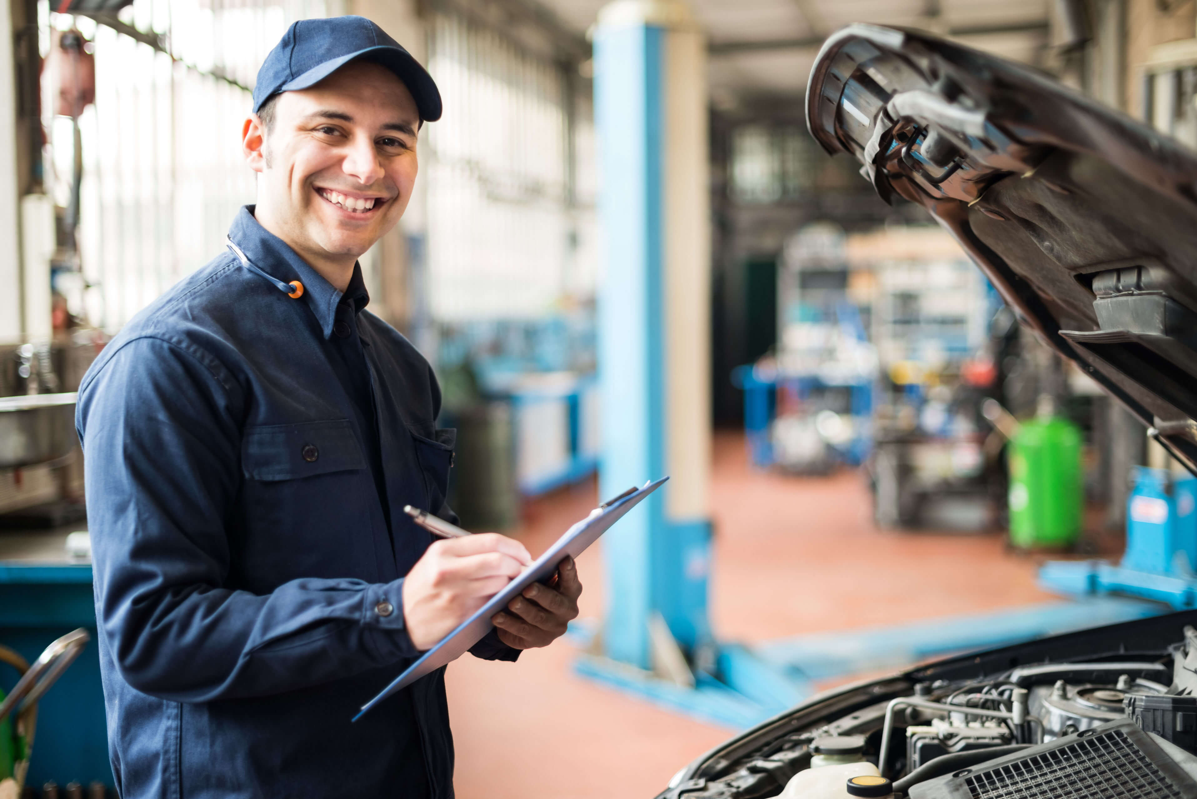 Top Tips How to Service a Car