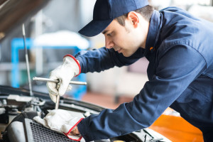 Servicing Your Vehicle