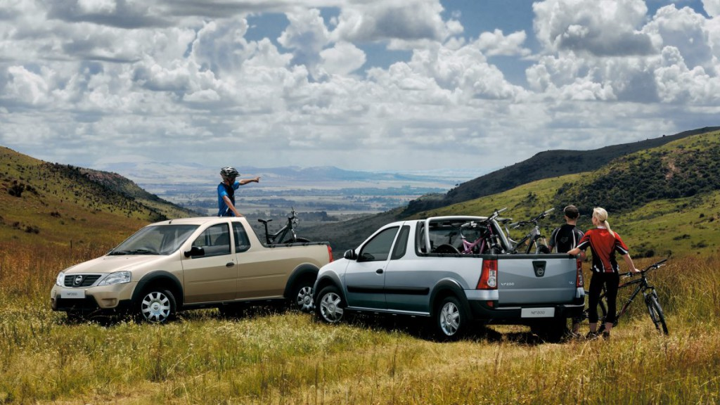 Nissan 1400 and NP200 Bakkies