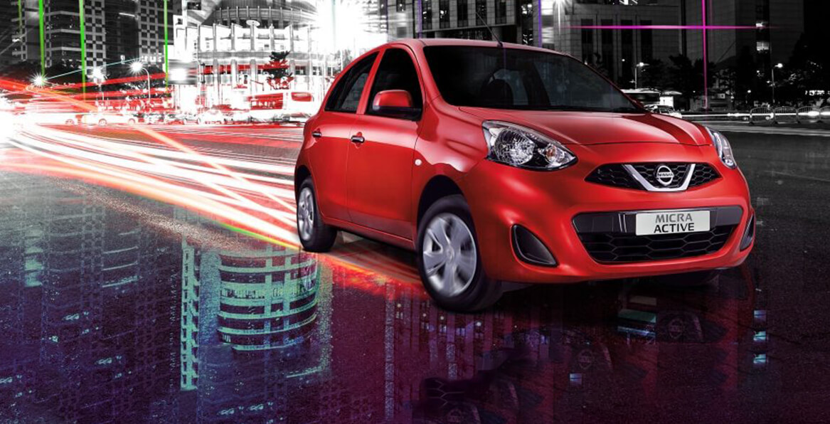 New Nissan Micra Active