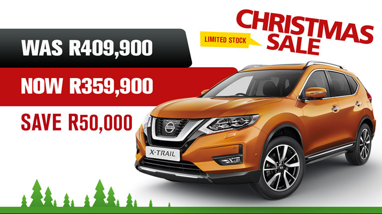 Nissan X Trail Special Mobile 1