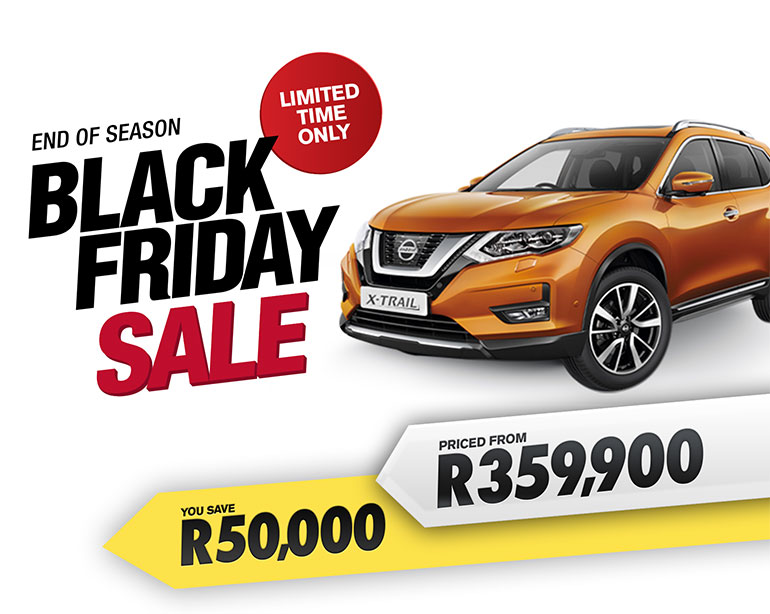 Nissan X Trail Special Mobile1
