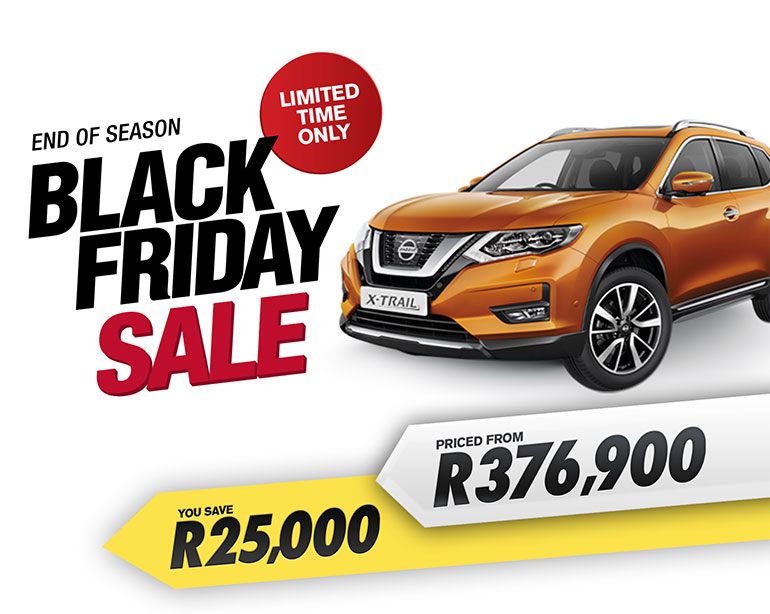 Nissan X Trail Special Mobile