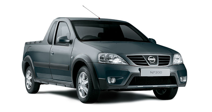 Nissan NP200 review on model variants.