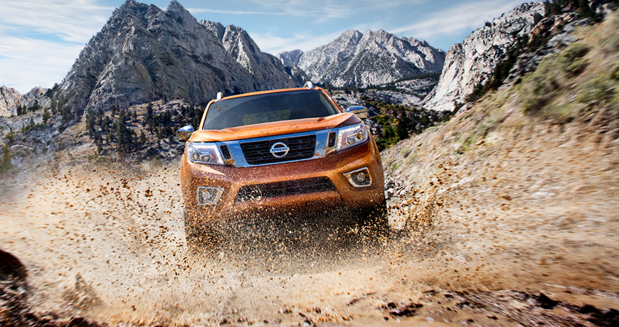 Nissan Navara Accessories for off road