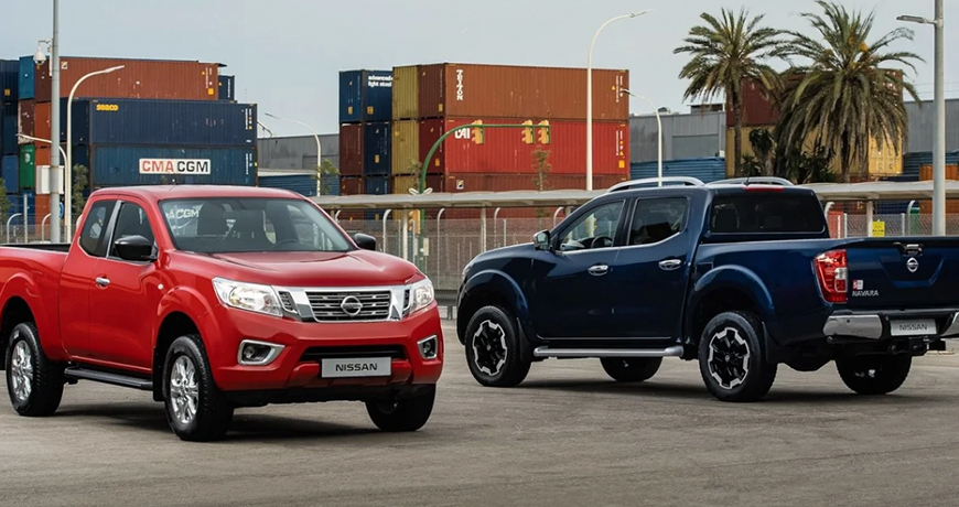 The New Nissan Navara price to beat.