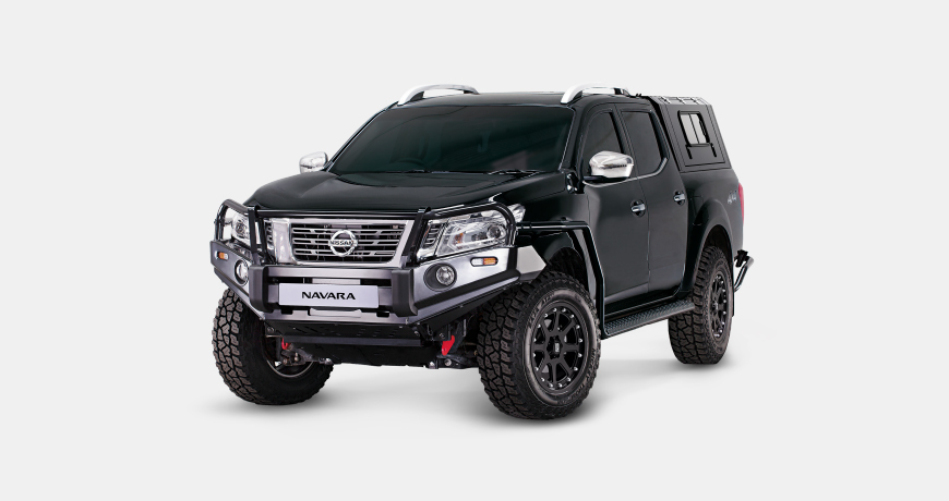 Navara Off-road accessories