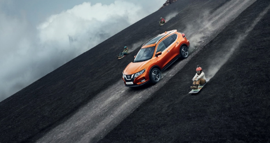 Powerful all-new Nissan X-Trail specials