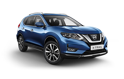 Nissan Xtrail Blue special