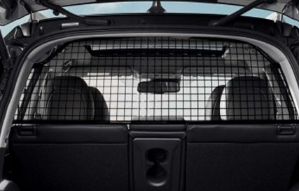 Nissan X Trail cargo barrier