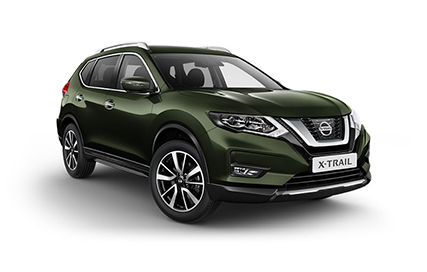 Nissan Xtrail Green Special
