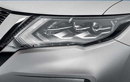 Nissan X Trail headlamp protectors