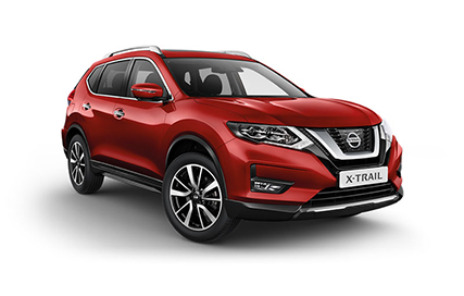 Nissan Xtrail Red Special