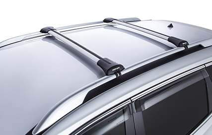 Nissan X Trail thule car rack system