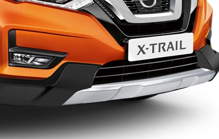 Nissan X Trail front styling plate