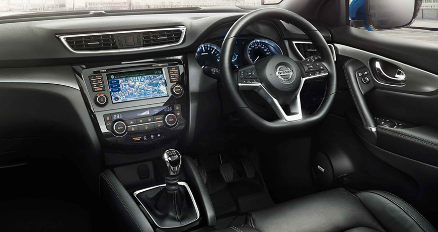 Nissan Qashqai Specifications