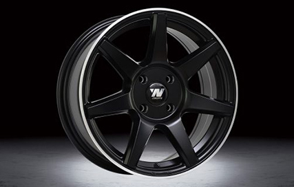 New Nissan Micra alloy wheels (NP18 style)