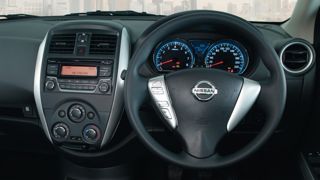 New Nissan Almera For Sale Interior2