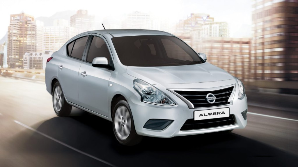 New Nissan Almera For Sale Silver