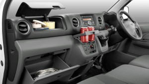 New Nissan NV350 For Sale Panel Van Interior