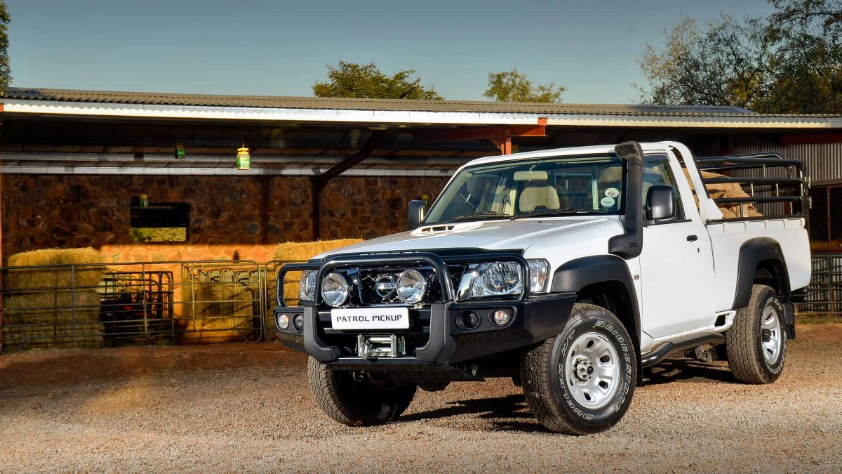 New Nissan Patrol Pickup For Sale3