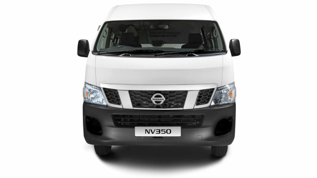 New Nissan NV350 For Sale