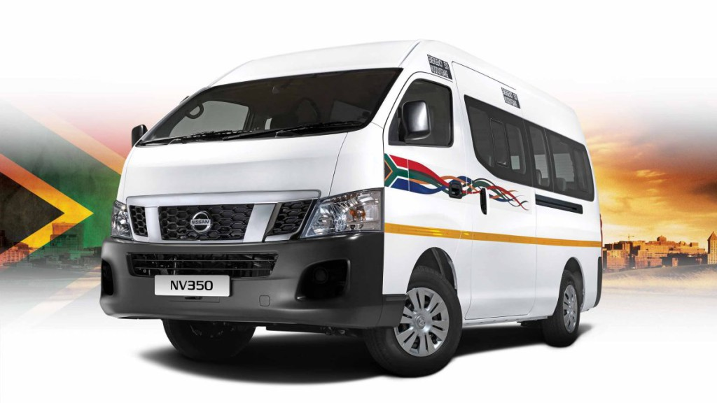 New Nissan NV350 For Sale1