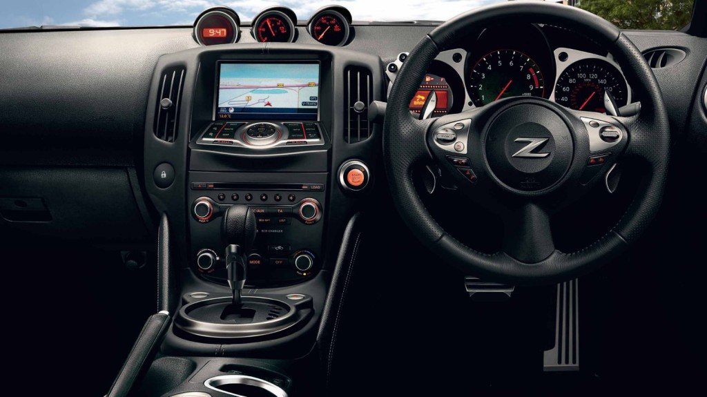 New Nissan 370Z For Sale Interior
