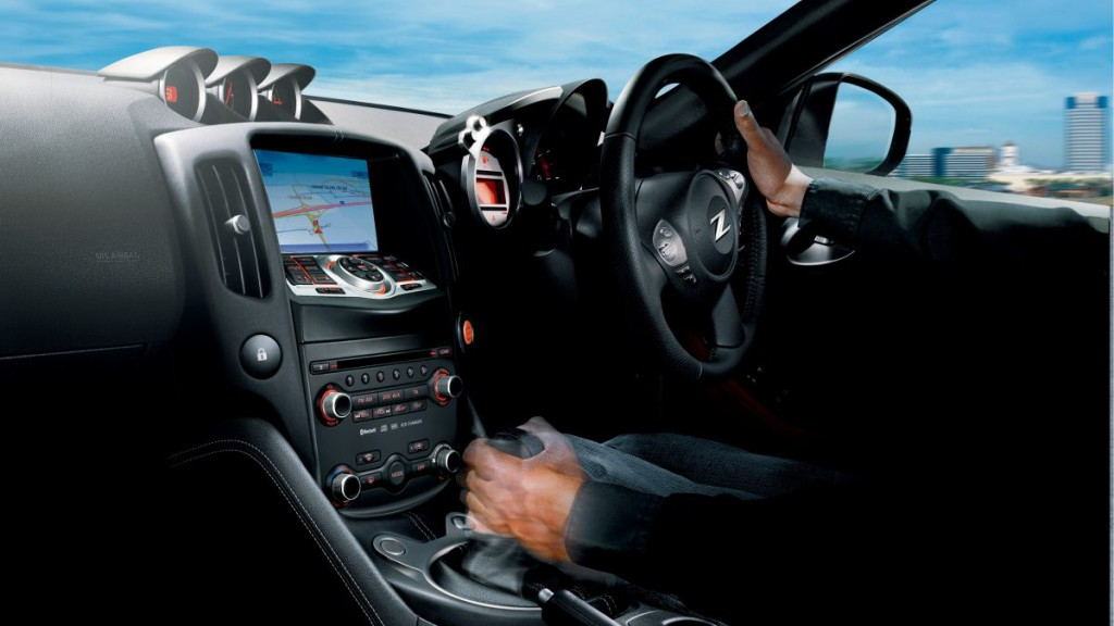 New Nissan 370Z For Sale Interior2