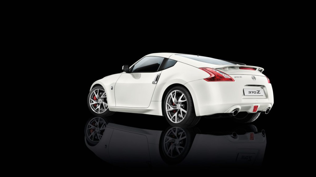 New Nissan 370Z For Sale White