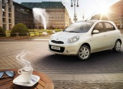 New Nissan Micra For Sale White 1