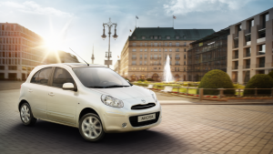 New Nissan Micra For Sale White
