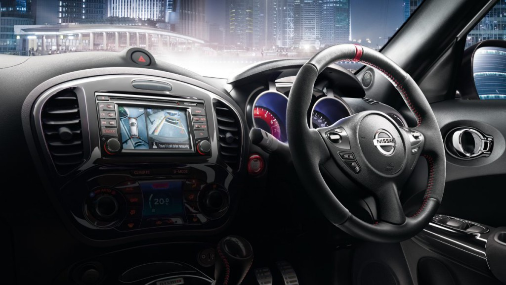 New Nissan Juke For Sale Interior