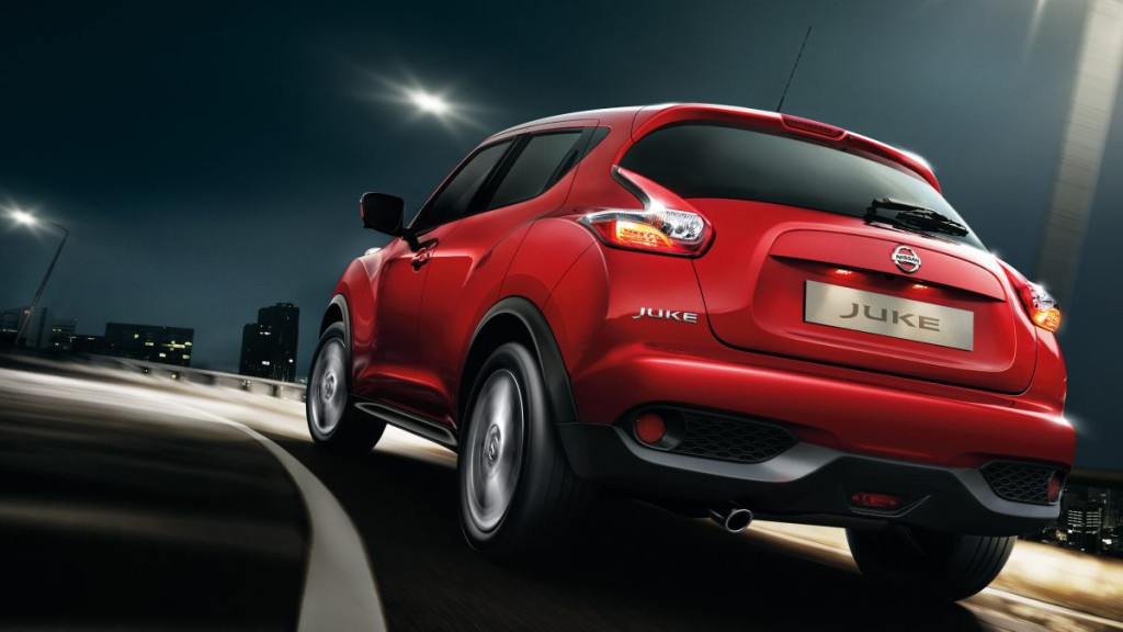 New Nissan Juke For Sale Red