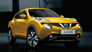 New Nissan Juke For Sale Yellow