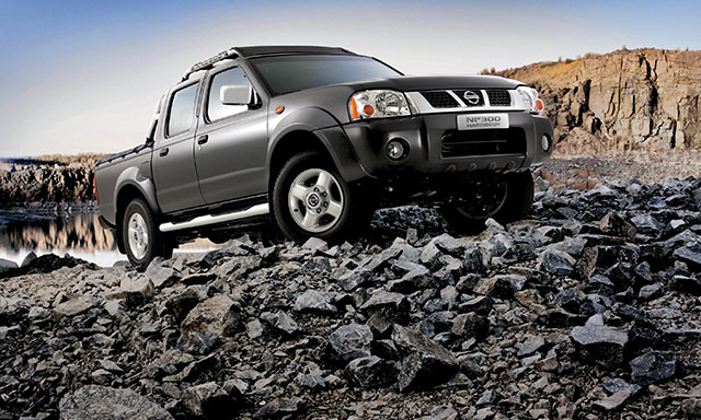 nissan np300 earning its keep