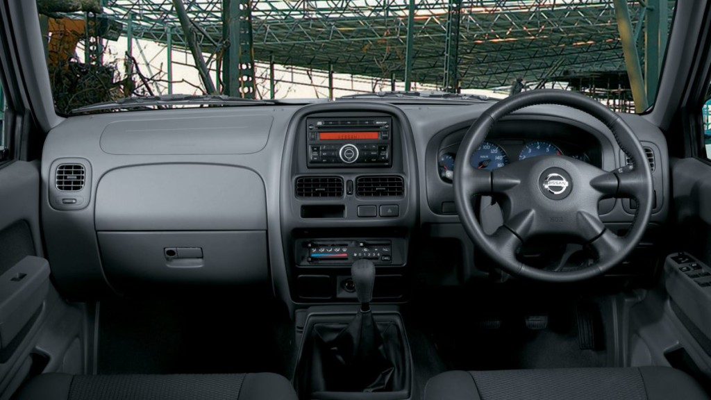 New Nissan NP300 For Sale Interior Double Cab