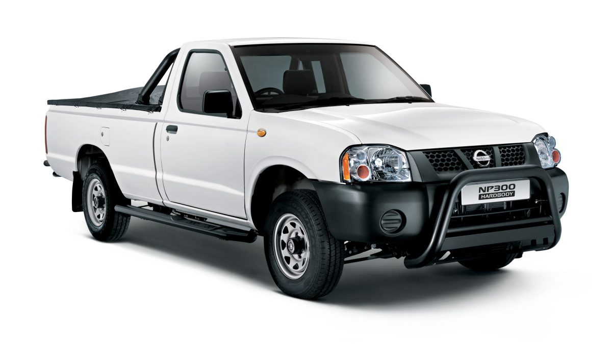 Nissan NP300 Single Cab