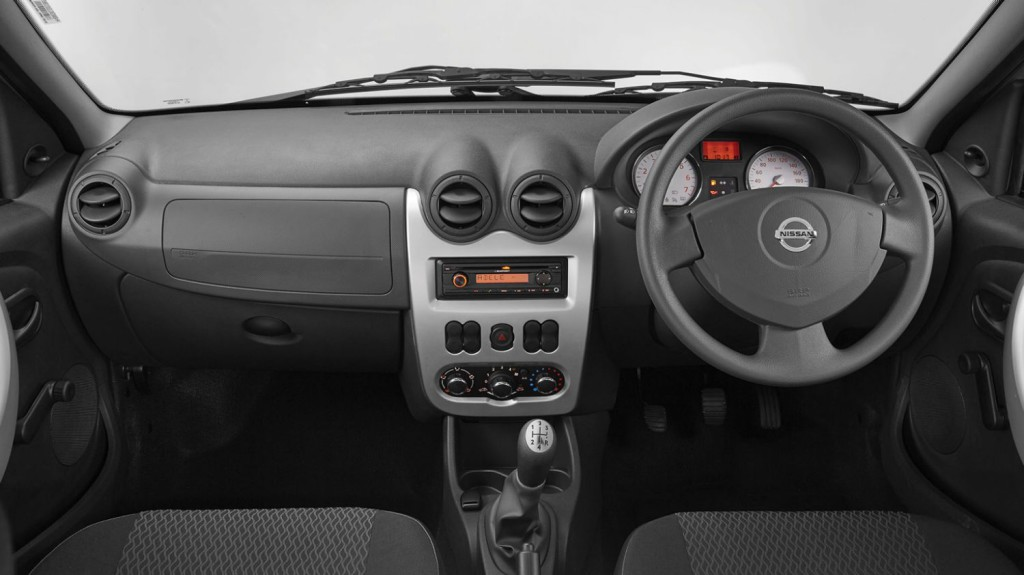 New Nissan NP200 For Sale Interior2