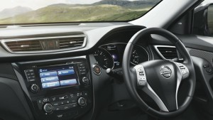 New Nissan X-Trail For Sale Interior Dashboard