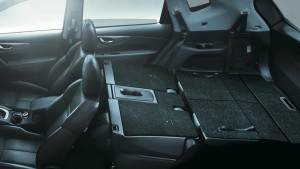 New Nissan X Trail For Sale Interior Folding Seats