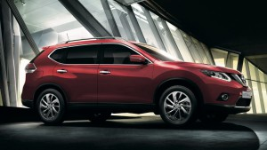 New Nissan X Trail For Sale Red