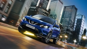 New Nissan Qashqai For Sale Blue